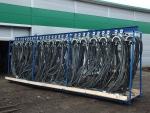 Кабельные подвески для температуры эксплуатации -50 градусов Цельсия