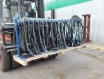 Кабельные подвески, кабельные тележки широкого ассортимента
