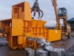 Пакетирующий станок для металлолома Leopard
