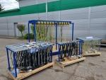 Кабельные подвески, кабельные тележки RM International Group