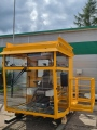 Крановая кабина для контейнерного крана
